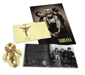 Nirvana / In Utero super deluxe box set reissue