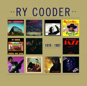 Ry Cooder / Album Collection 1970-1987