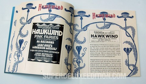 Picture Gallery / Hawkwind: Warrior On The Edge Of Time Super Deluxe Edition box set