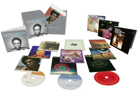 Herbie Hancock / The Complete Columbia Album Collection 1972-88