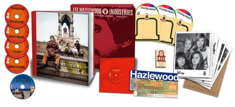 "Lee Hazlewood Industries / ""There's a Dream I've Been Saving 1966-1971"""