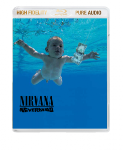 "Nirvana / ""Nevermind"" High Fidelity Pure Audio Blu-ray audio"