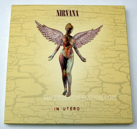 Nirvana / In Utero 20th Anniversary reissue photo gallery