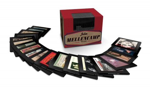 John Mellencamp: 1978-2012 / 19CD box set