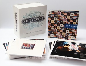FIRST PICTURES / Paul Simon: The Complete Albums Collection