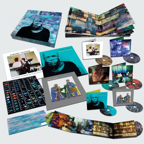 Cabaret Voltaire / #8353 Collected Works 1983-1985 box set