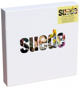 Suede vinyl collection price drop