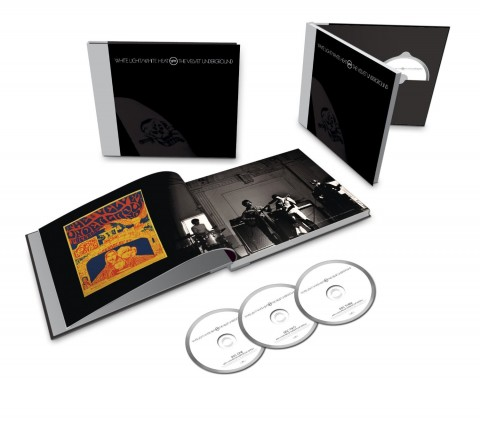 The Velvet Underground: White Light / White Heat Super Deluxe Edition 3-disc box set