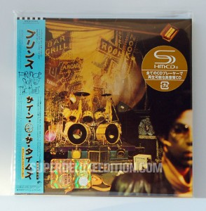 Japanese CD of the Day / Prince: Sign 'O' The Times / SHM mini-LP CD