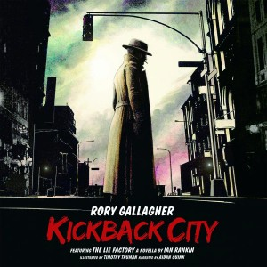 Rory Gallagher / Kickback City 2LP+CD edition