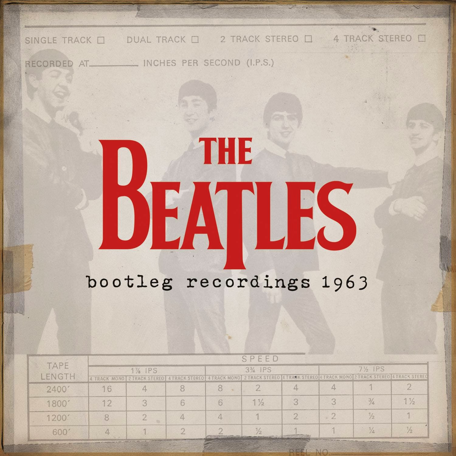 Beatles / Bootleg Recordings 1963
