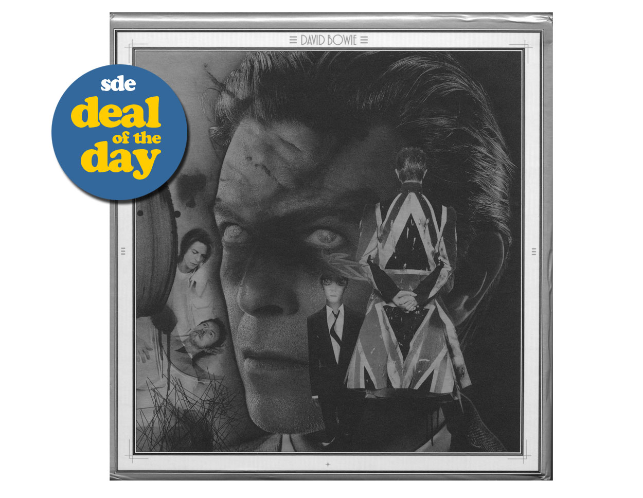 DEAL OF THE DAY: Bowie Box (10CD)