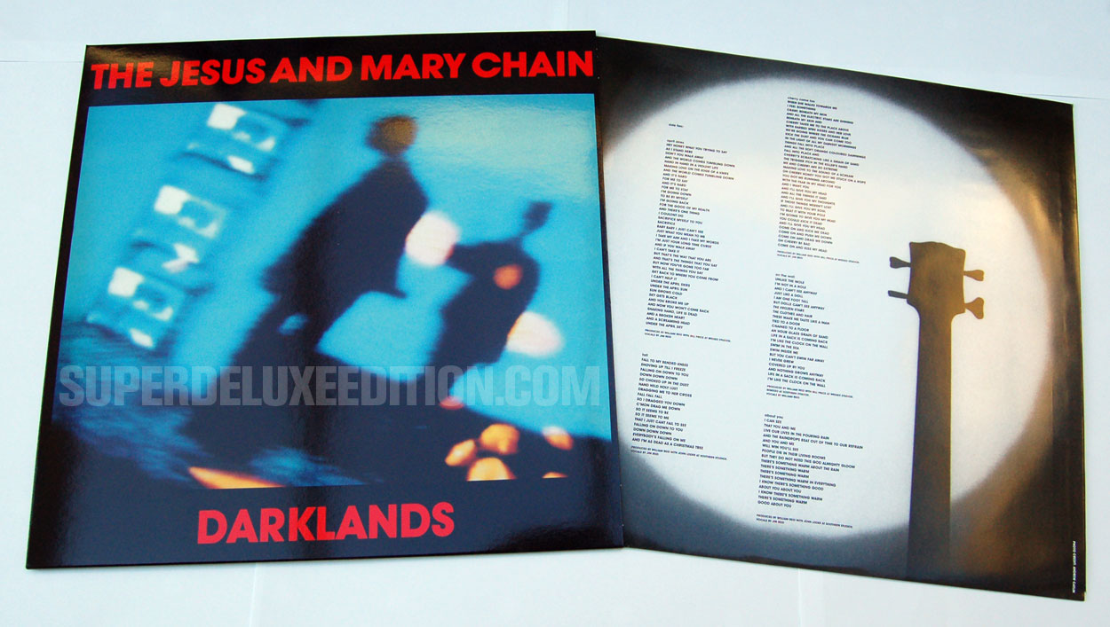 FIRST PICTURES: The Jesus And Mary Chain / The Vinyl Collection