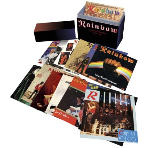 Rainbow / The Singles Box 1975-1986