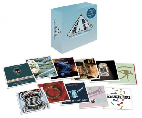 The Alan Parsons Project / The Complete Albums Collection box set