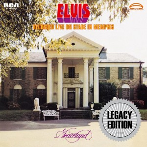 Elvis Presley / Recorded Live On Stage In Memphis legacy edition