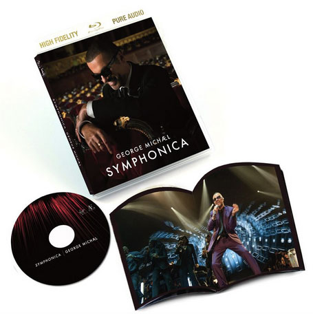 "George Michael / ""Symphonica"" deluxe edition"