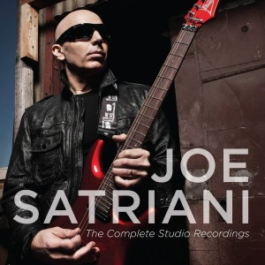 Joe Satriani / The Complete Studio Recordings box set