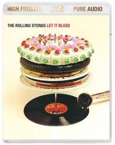 The Rolling Stones / Let It Bleed blu-ray audio