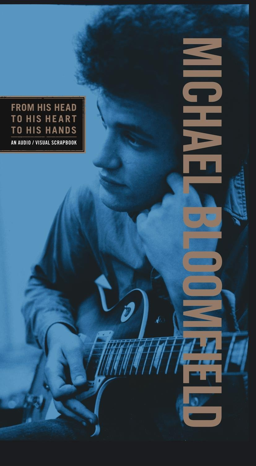 Mike Bloomfield / From His Head To His Heart To His Hands 4-disc box