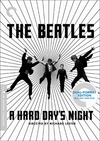 The Beatles / A Hard Day's Night blu-ray with new 5.1 soundtrack