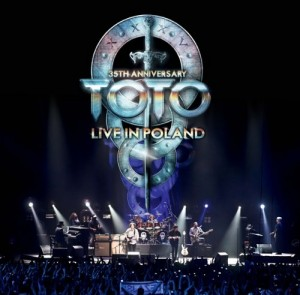 Toto / Live in Poland deluxe set