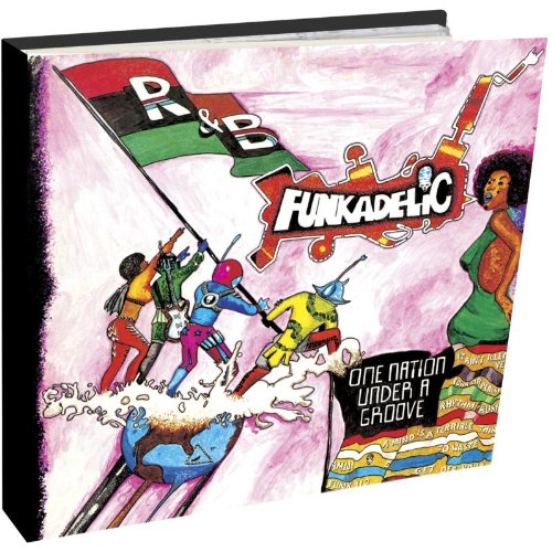 Funkadelic / One Nation Under A Groove 2CD deluxe edition