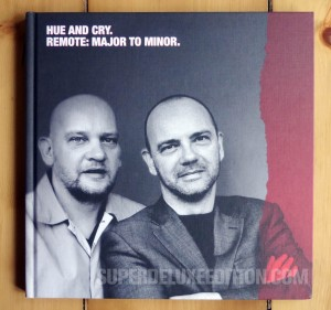 Hue and Cry / Remote: Major to Minor / four-disc deluxe set