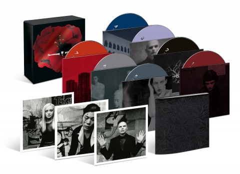 "Smashing Pumpkins / ""Adore"" 6CD+DVD super deluxe edition box"
