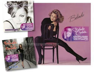 Belinda Carlisle / Belinda, A Woman and a Man, and Voila deluxe editions