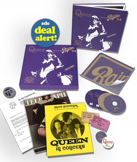 Deal: Queen Live at the Rainbow