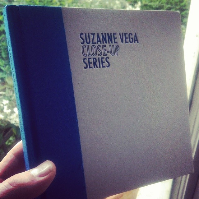 Lookee what I have. It's beautiful. Photos up on blog soon. #sde