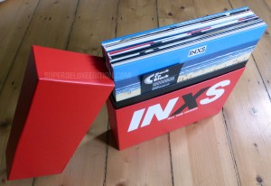 INXS All The Voices / vinyl box