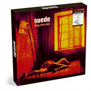 Suede / Dog Man Star 20th Anniversary Collector's box