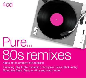 Pure 80s remixes
