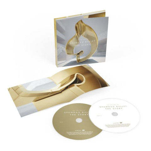 The Very Best Of Spandau Ballet: The Story / new hits package