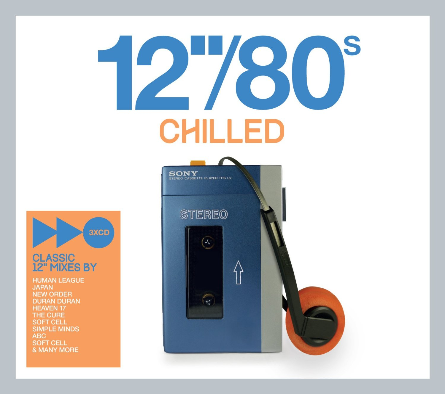 """12""""/80s Chilled"""