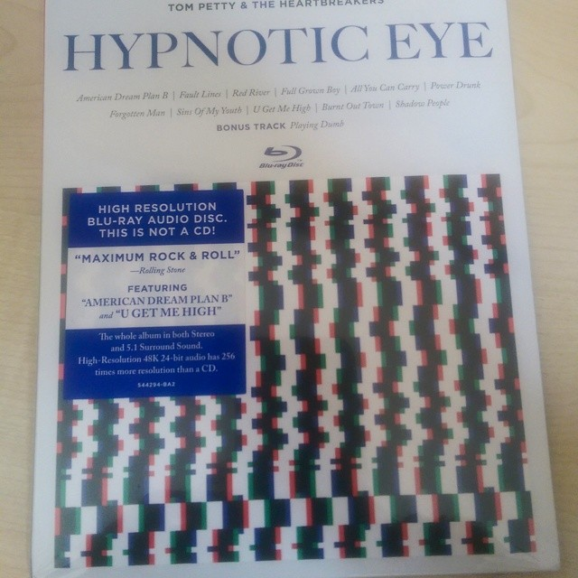 I spy with my Hypnotic Eye ... #sde