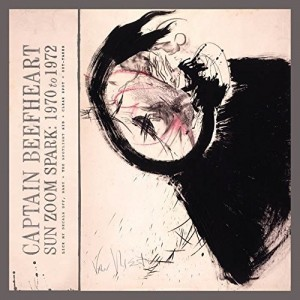 Captain Beefheart / Sun Zoom Heart :1970 to 1972 box set
