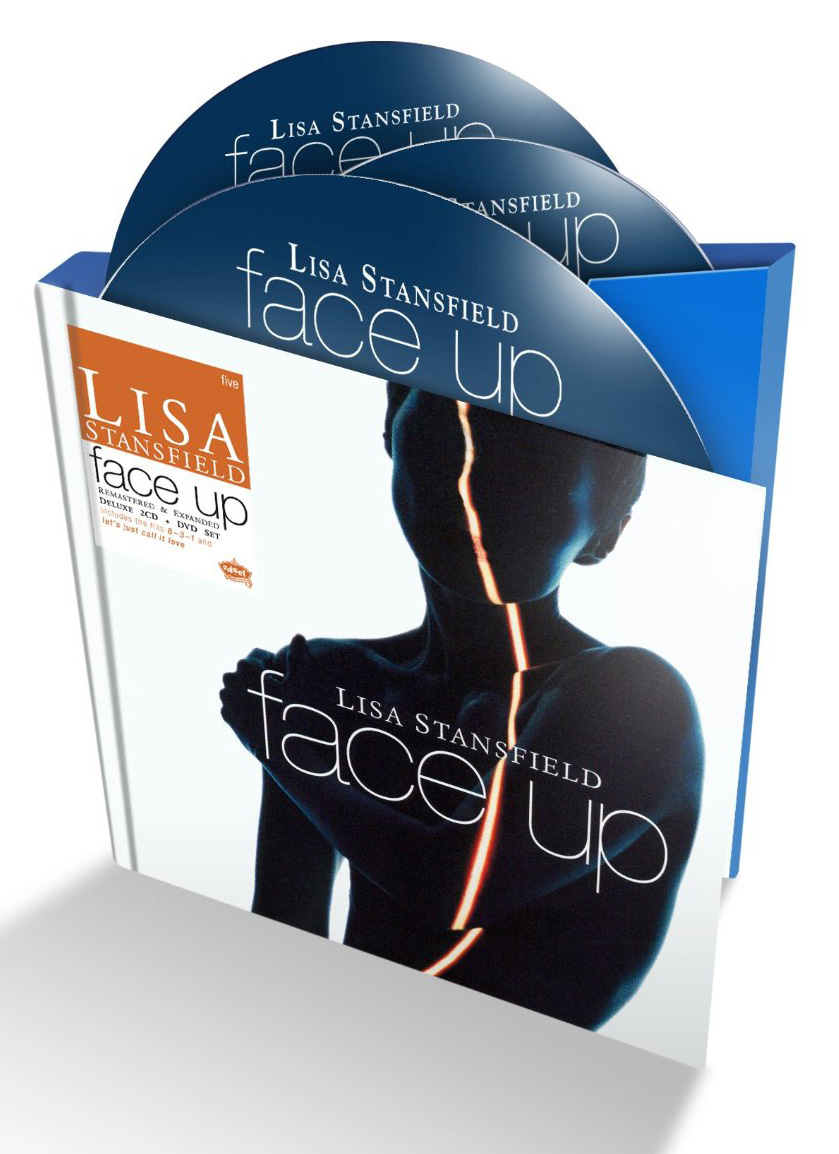 Lisa Stansfield reissues / Face Up 2CD+DVD