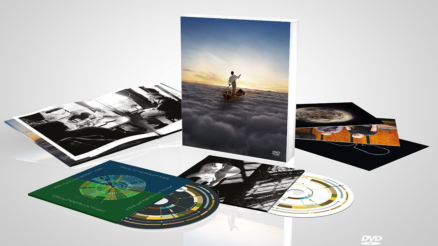 Pink Floyd / The Endless River deluxe box set CD+DVD
