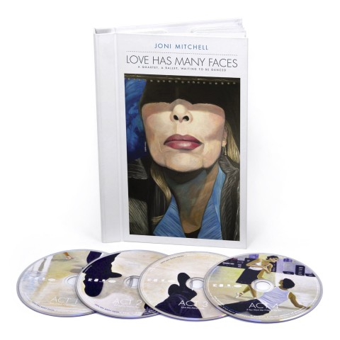 Joni Mitchell / Love Has Many Faces