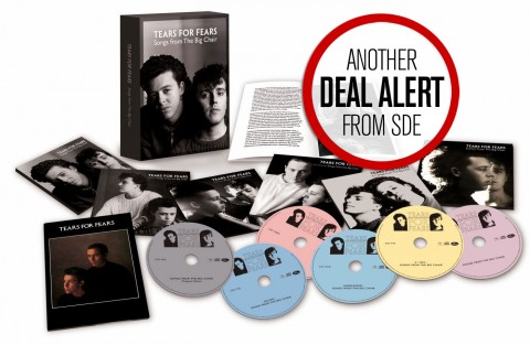 Deal alert: Songs From The Big Chair box set