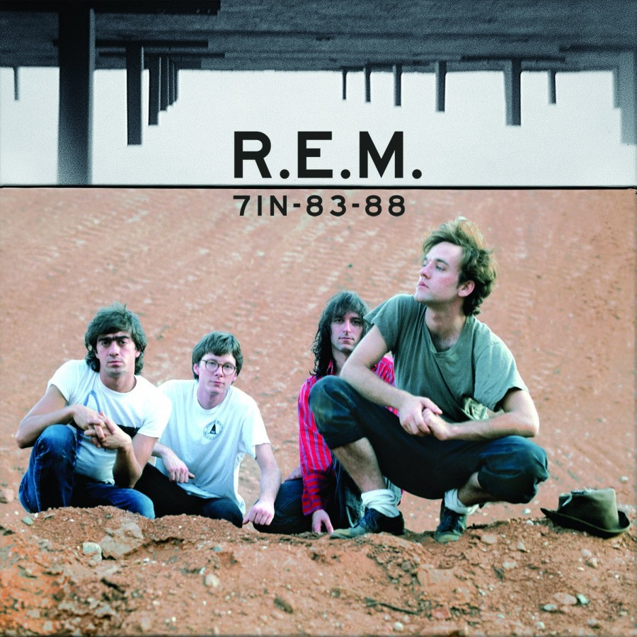 R.E.M / 7in-83-88 vinyl box set