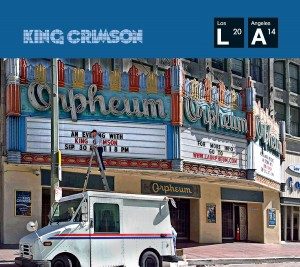 King Crimson / Live At The Orpheum