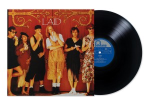 James / Laid double vinyl reissue