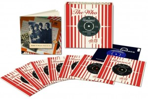 The Who / The Brunswick Singles 1965-66 / limited vinyl box set