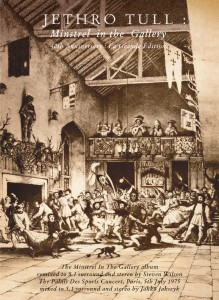 Jethro Tull / Minstrel in the Gallery deluxe