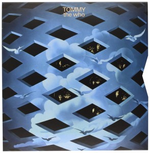 THE WHO / Tommy super deluxe