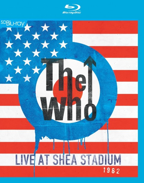 The Who / Live at Shea Stadium 1982 on blu-ray